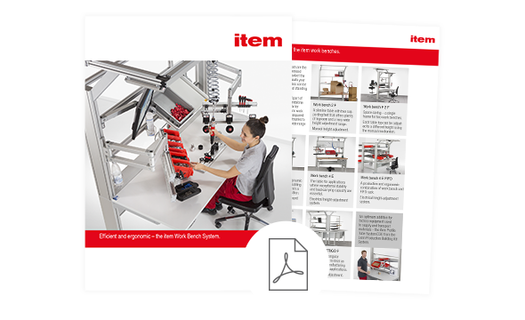 Work Bench System products