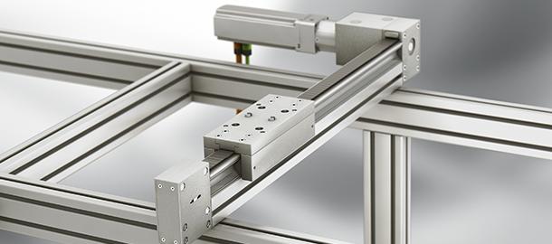 Einbaufertige Lineareinheiten für eine effizientere Automation