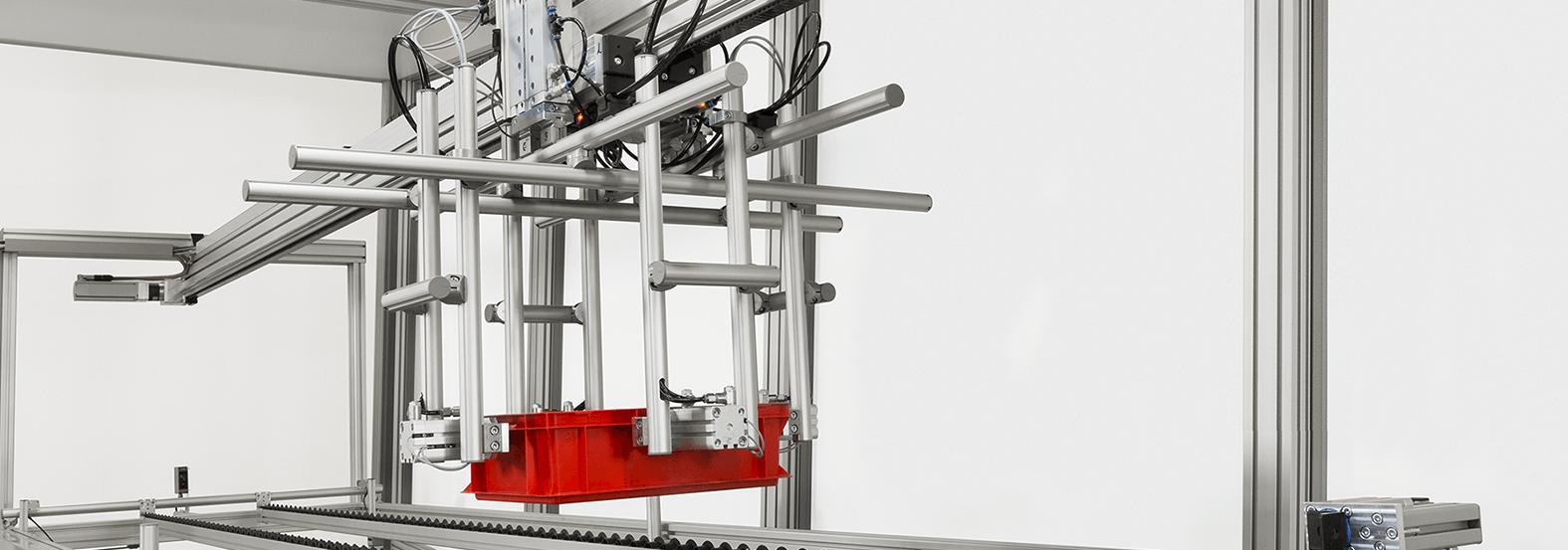 Automation: Konfiguration und Inbetriebnahme leicht gemacht