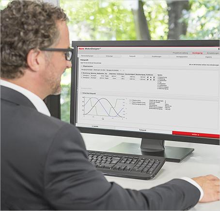 Automatisierung/Lineartechnik: Inbetriebnahme dank Software leicht gemacht